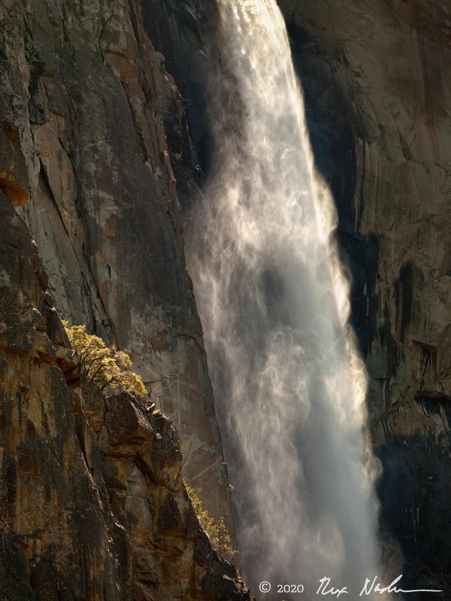 Vertiginous - Near Bridalveil Falls, Yosemite