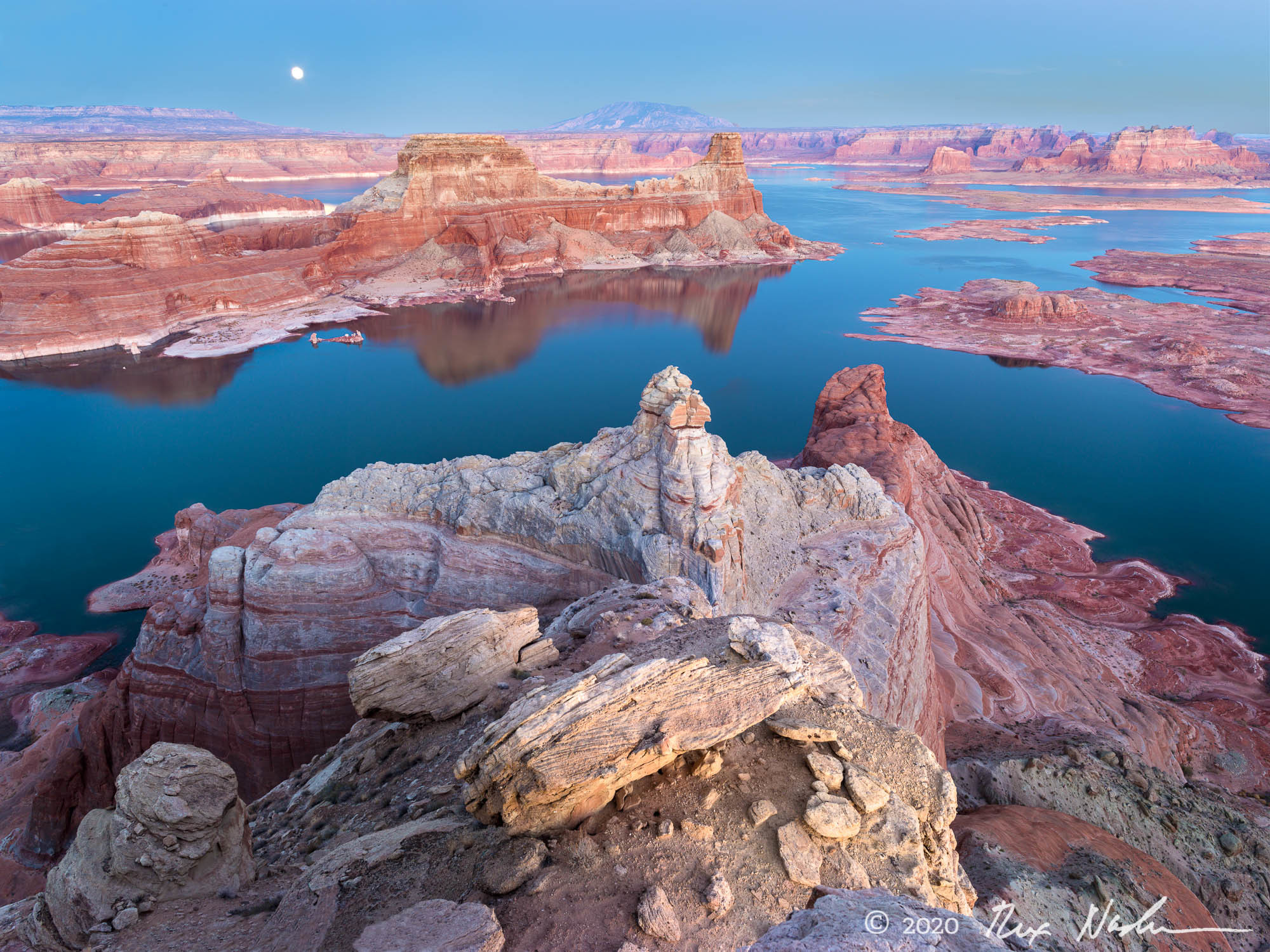 Placement - Lake Powell