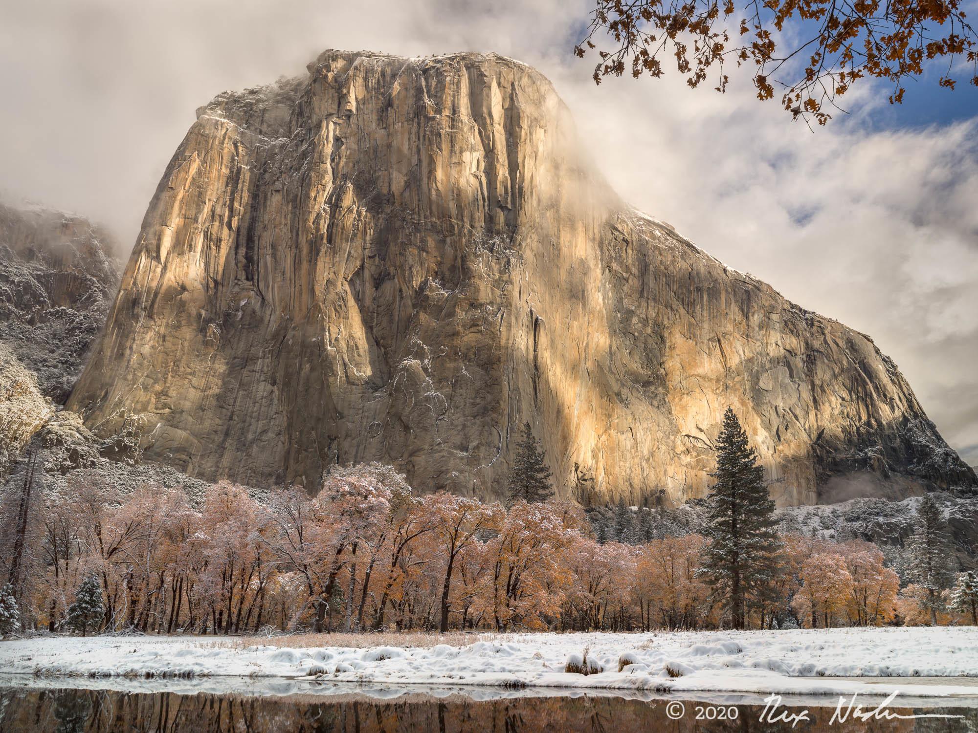 Clearing Storm, El Capitan - Yosemite