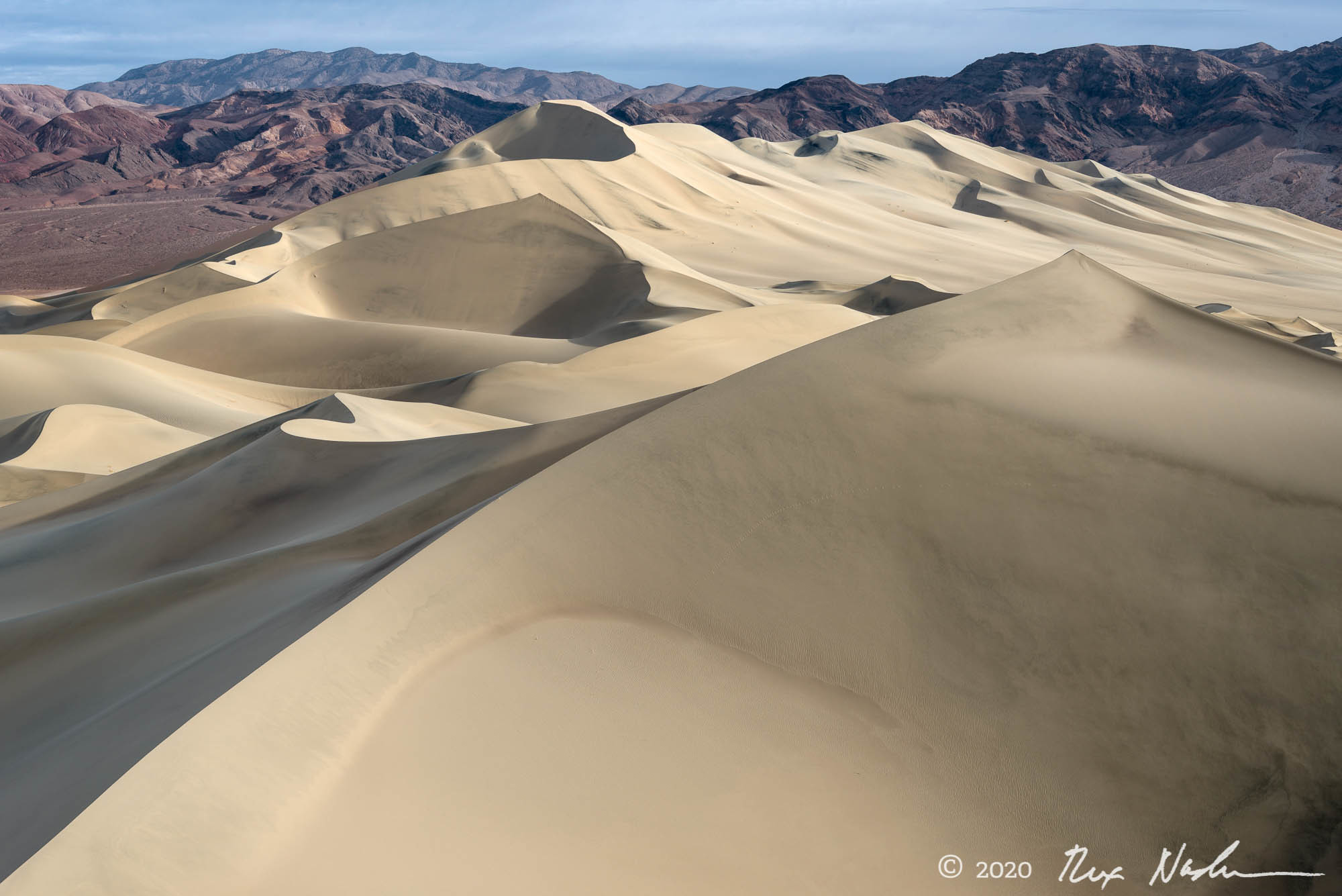 Twin Peaks - Death Valley