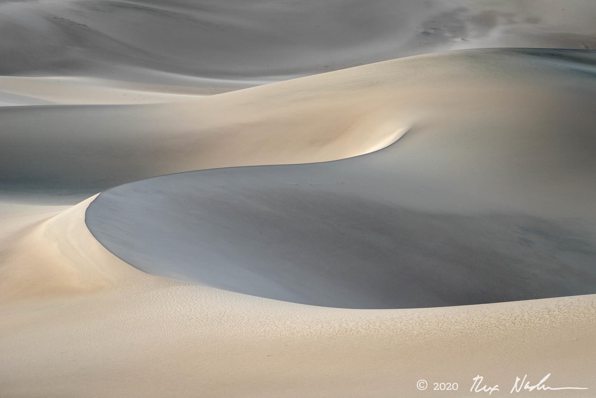 Return Flight - Death Valley