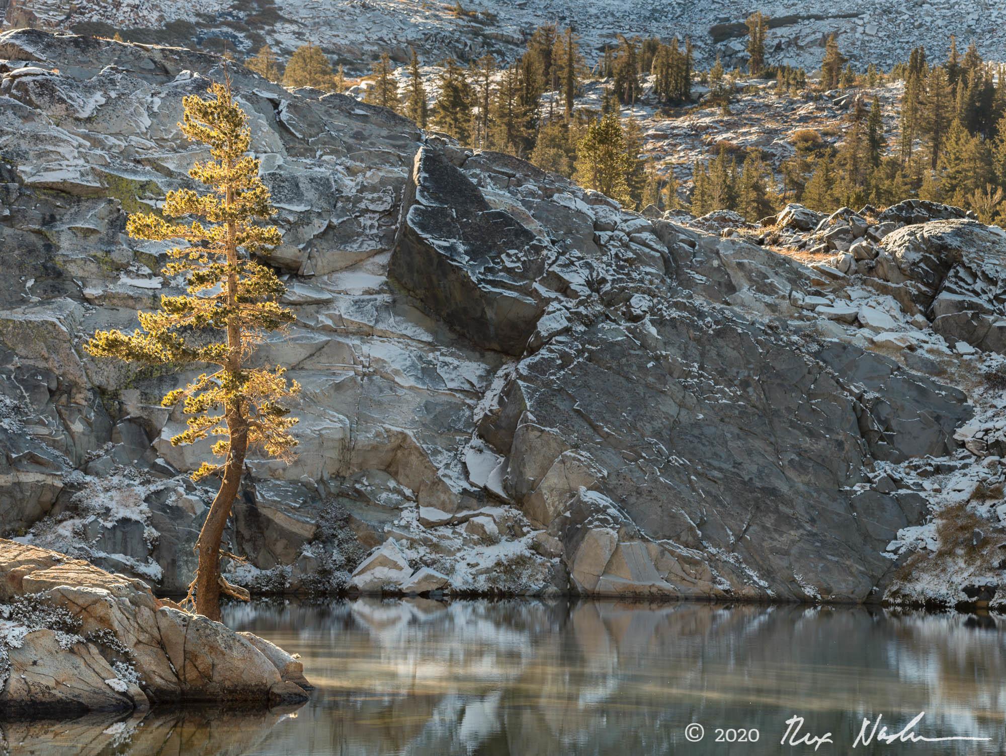 Achievement - Yosemite High Country