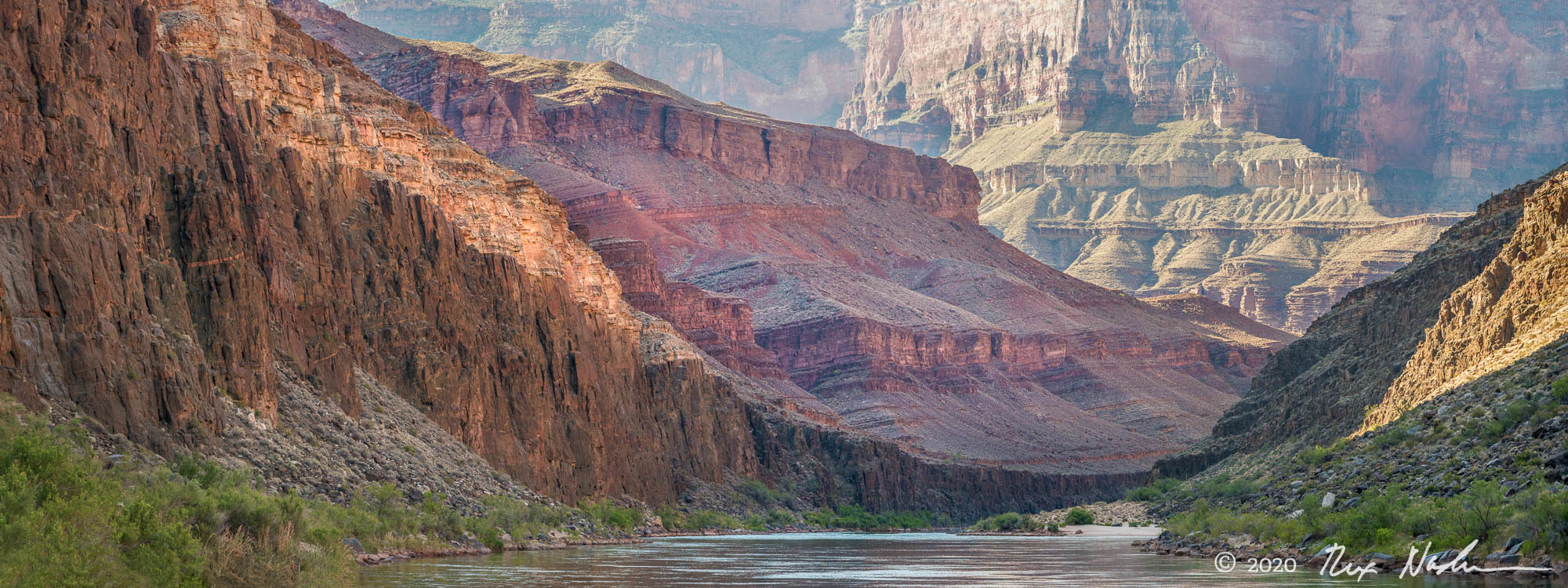 Sweep of Time - Colorado River