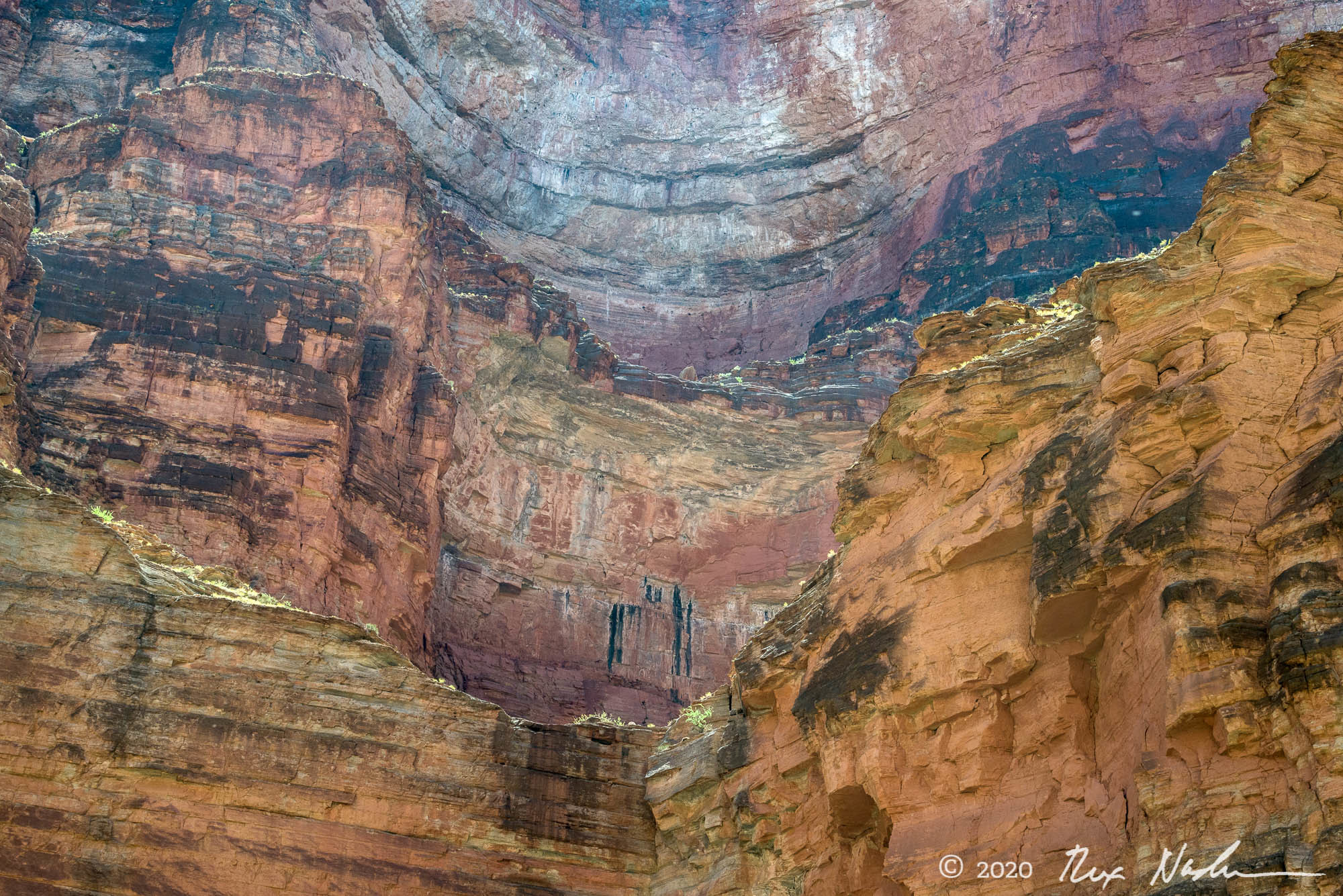 Dome of Light - Colorado River