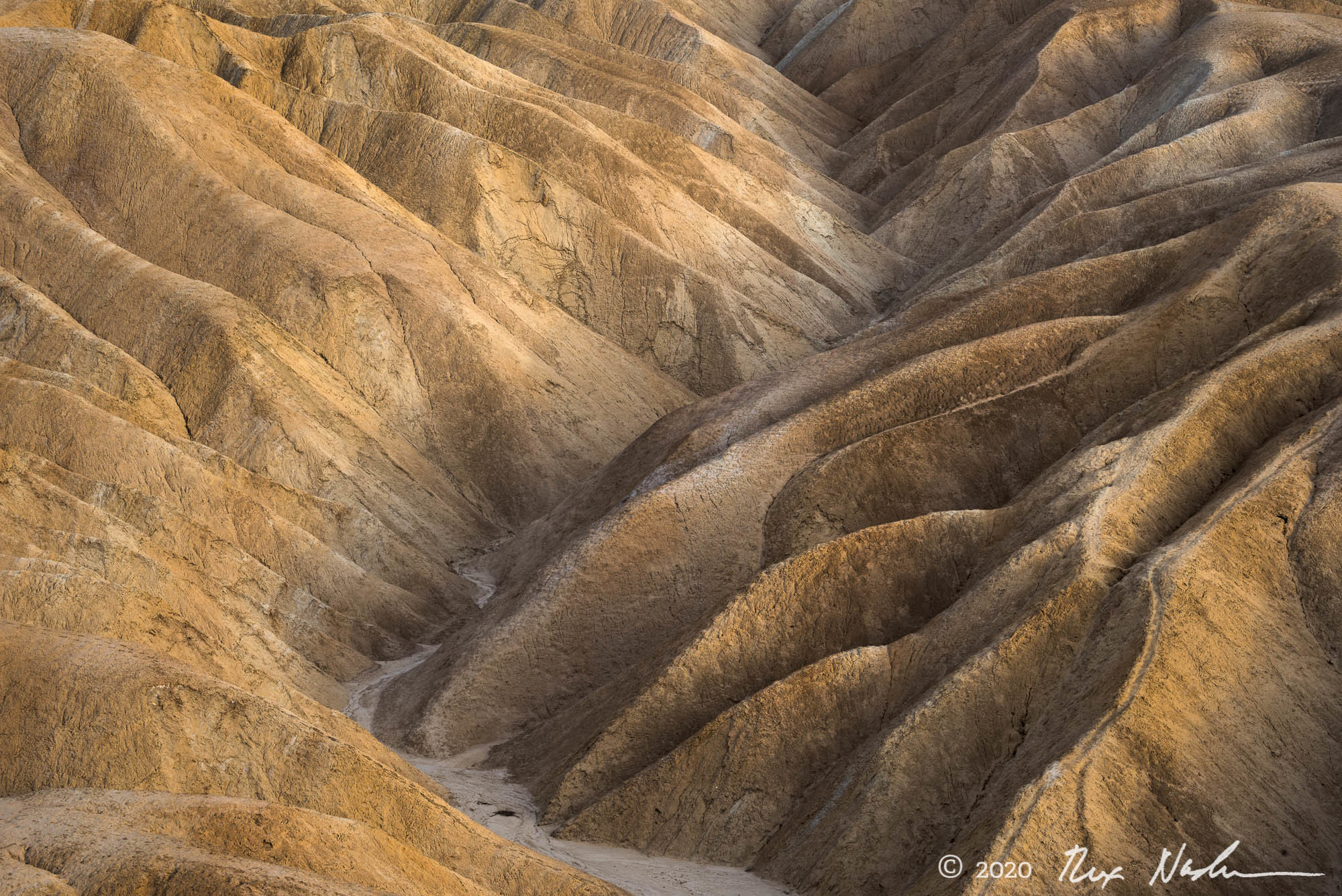 Canon del Oro - Death Valley