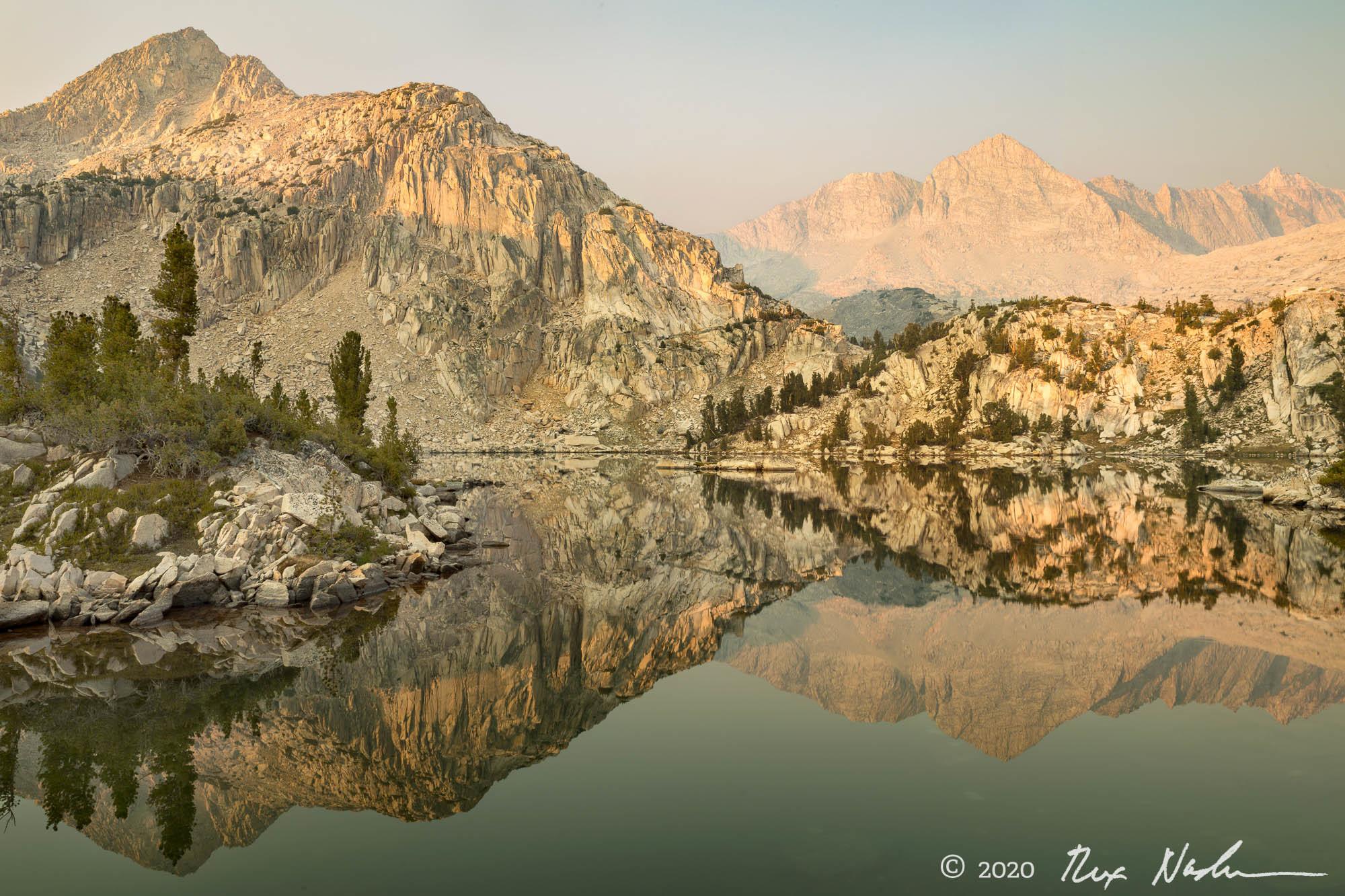 Range of Light - High Sierra, King's Canyon NP