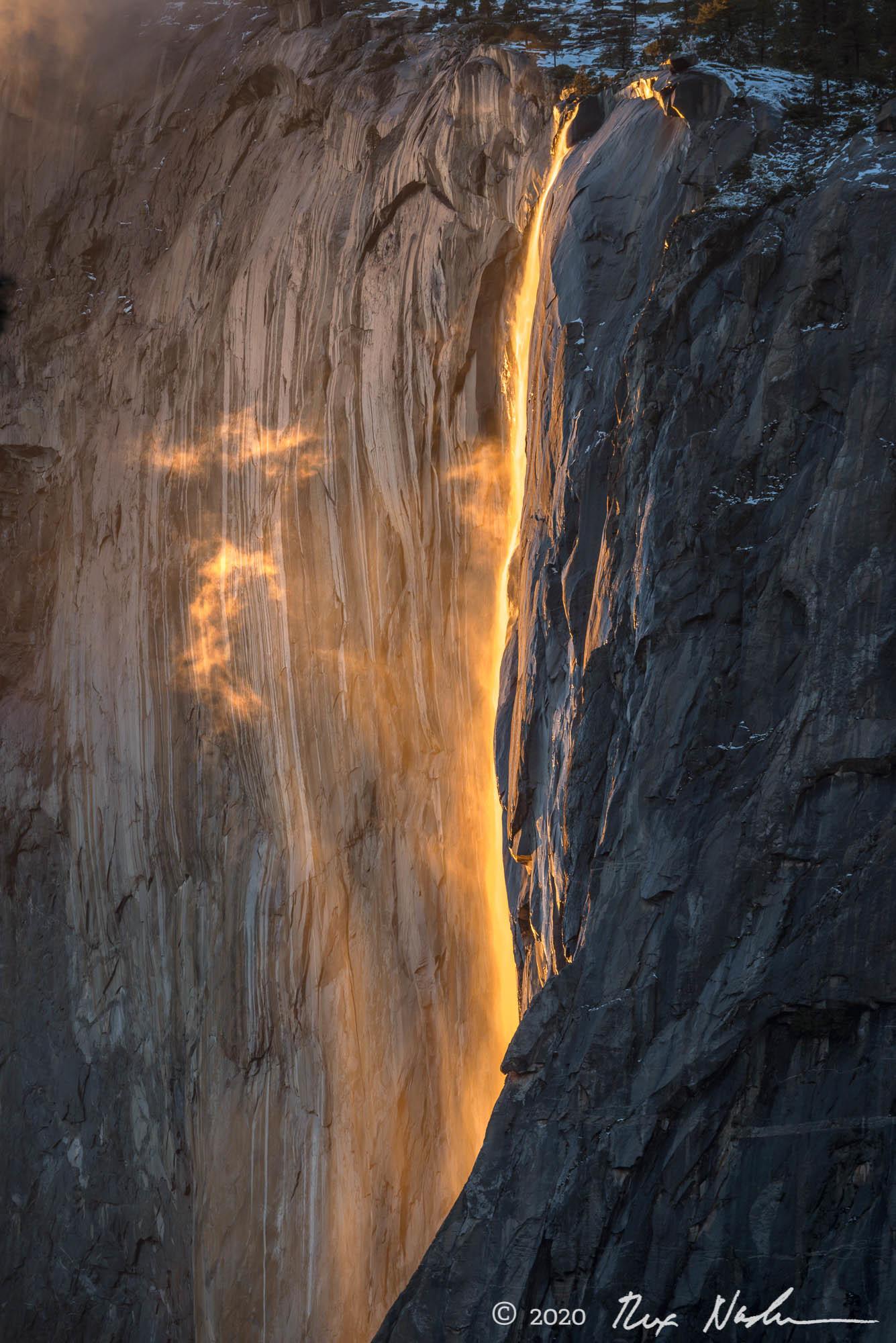 Molten Lava - Yosemite NP