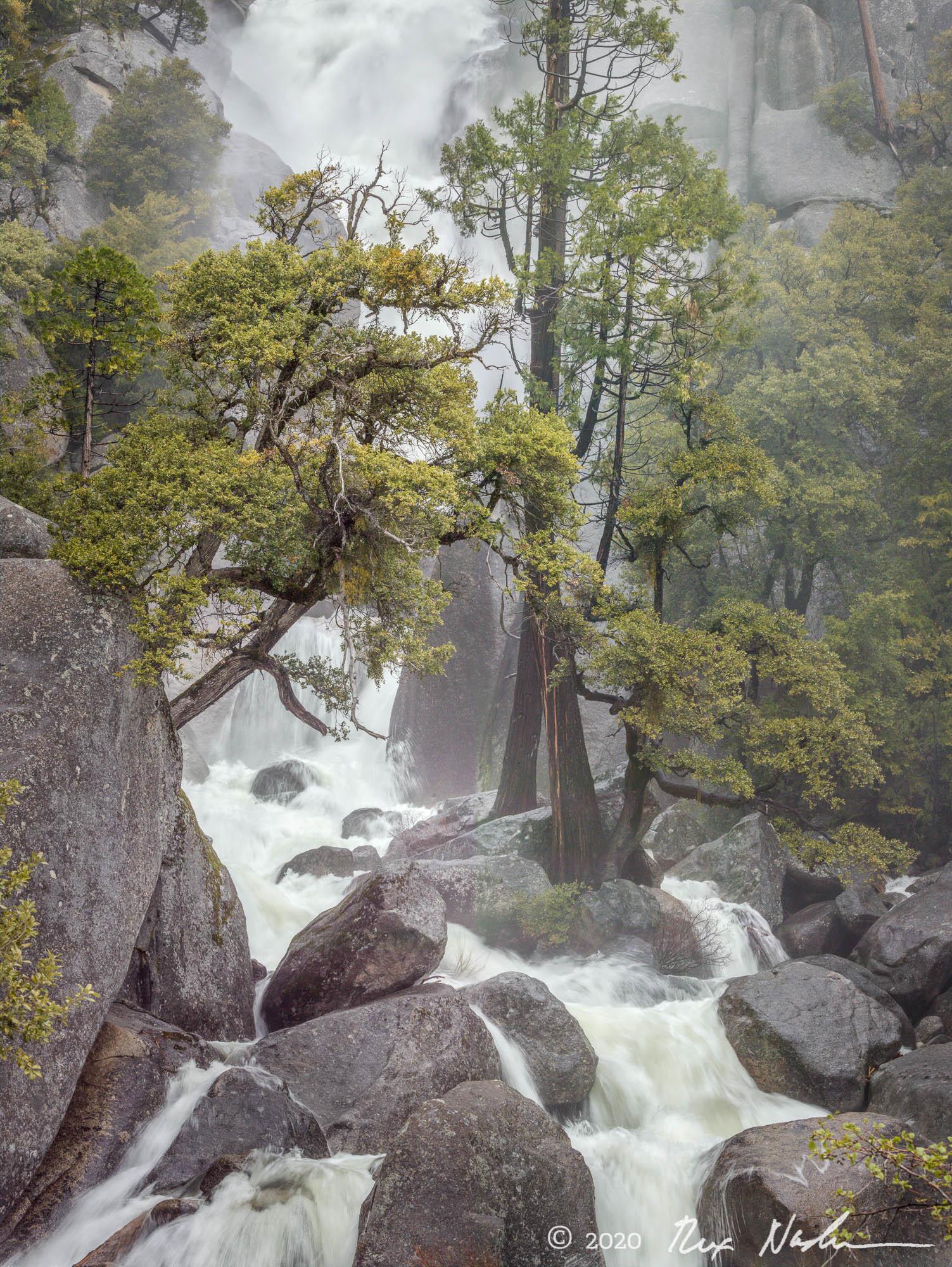Hall of the Mountain Gods - Yosemite