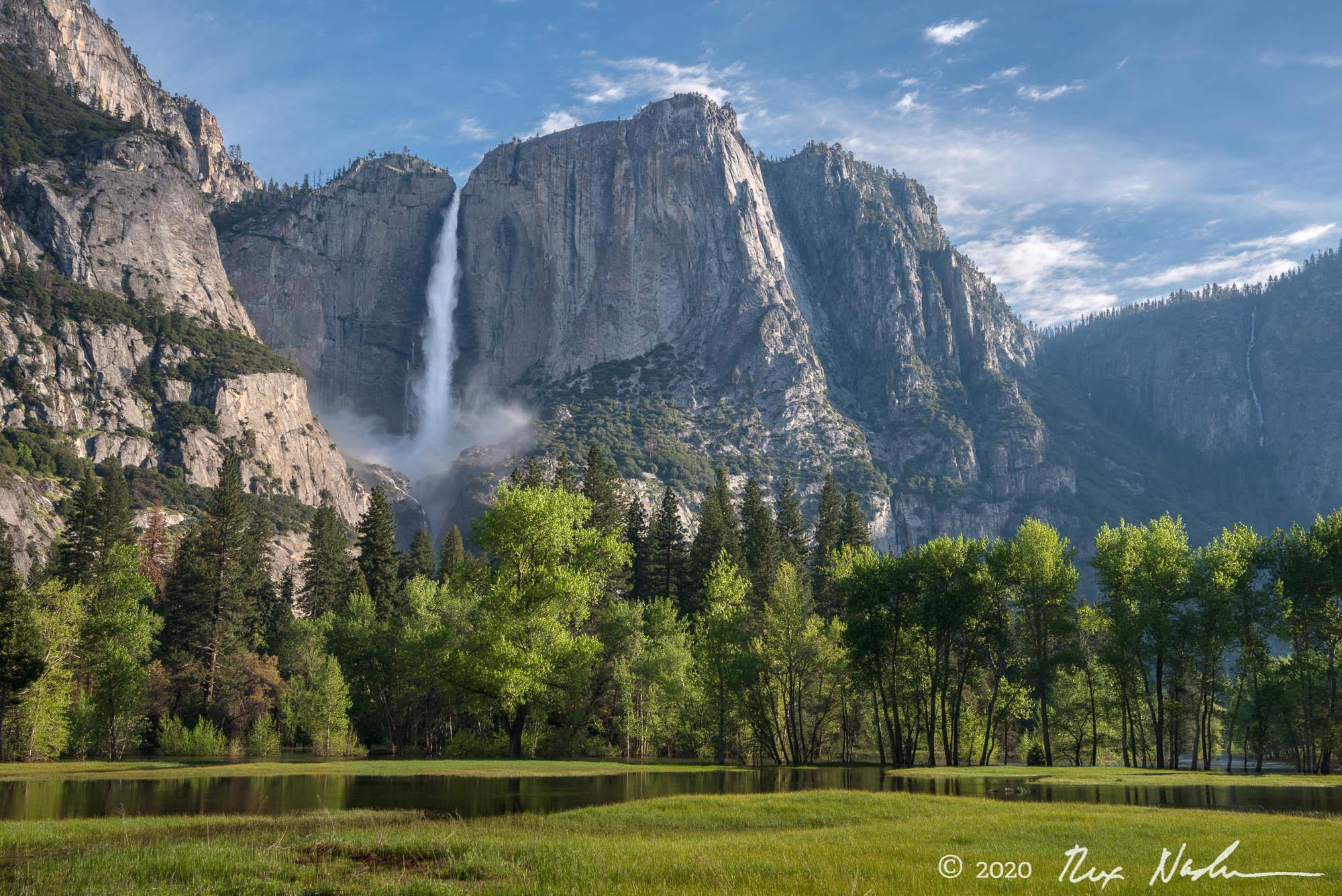High Water Mark - Yosemite NP
