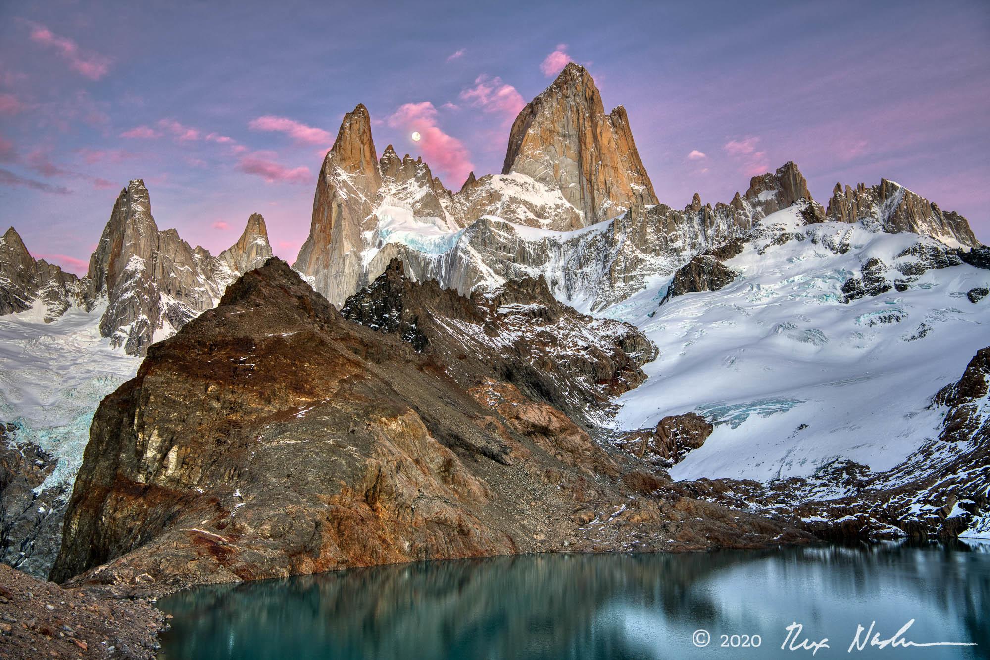Cerro Chalten - Near El Chalten, Argentina