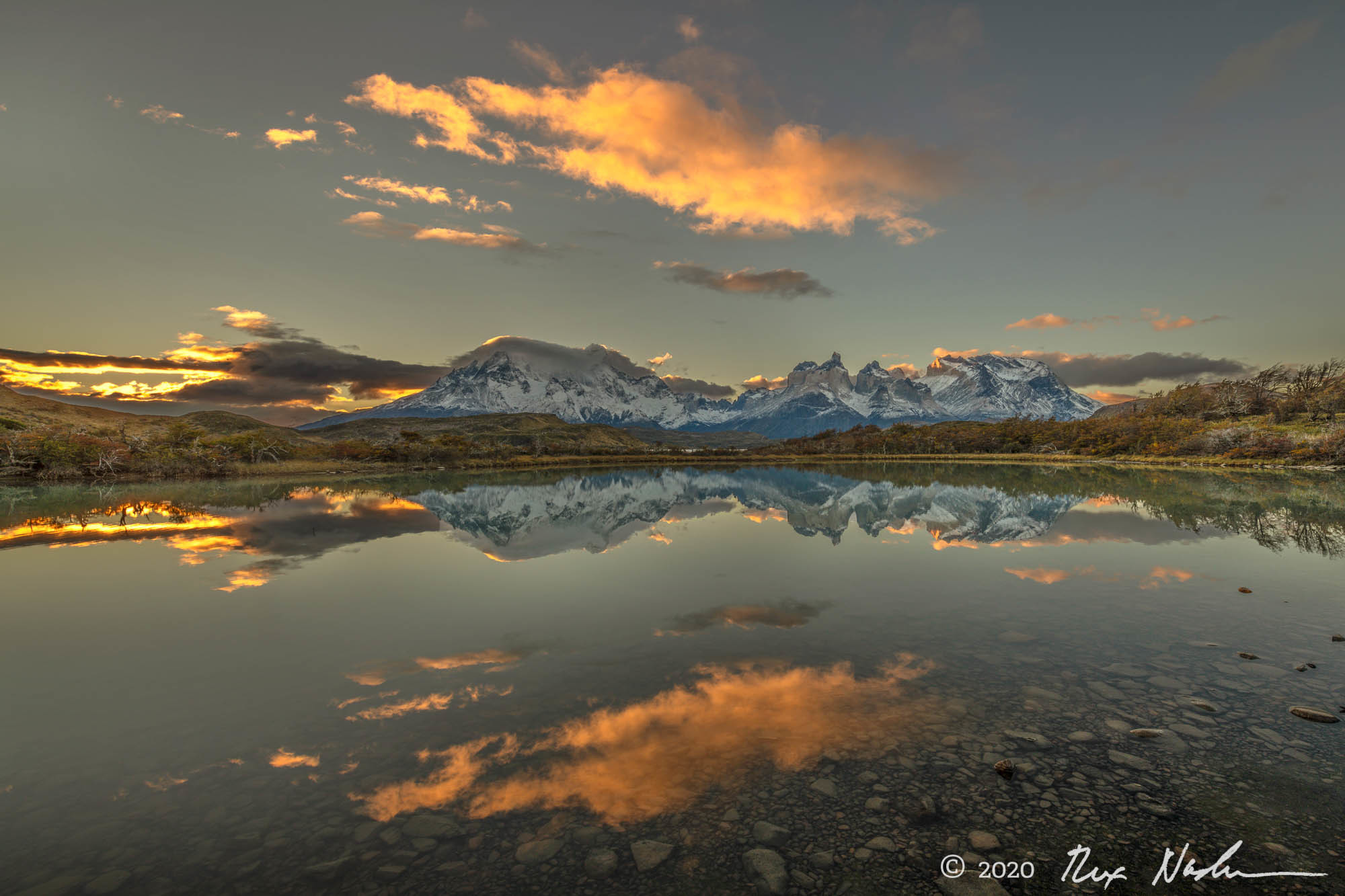 Alternative Reality - Torres del Paine NP, Chile