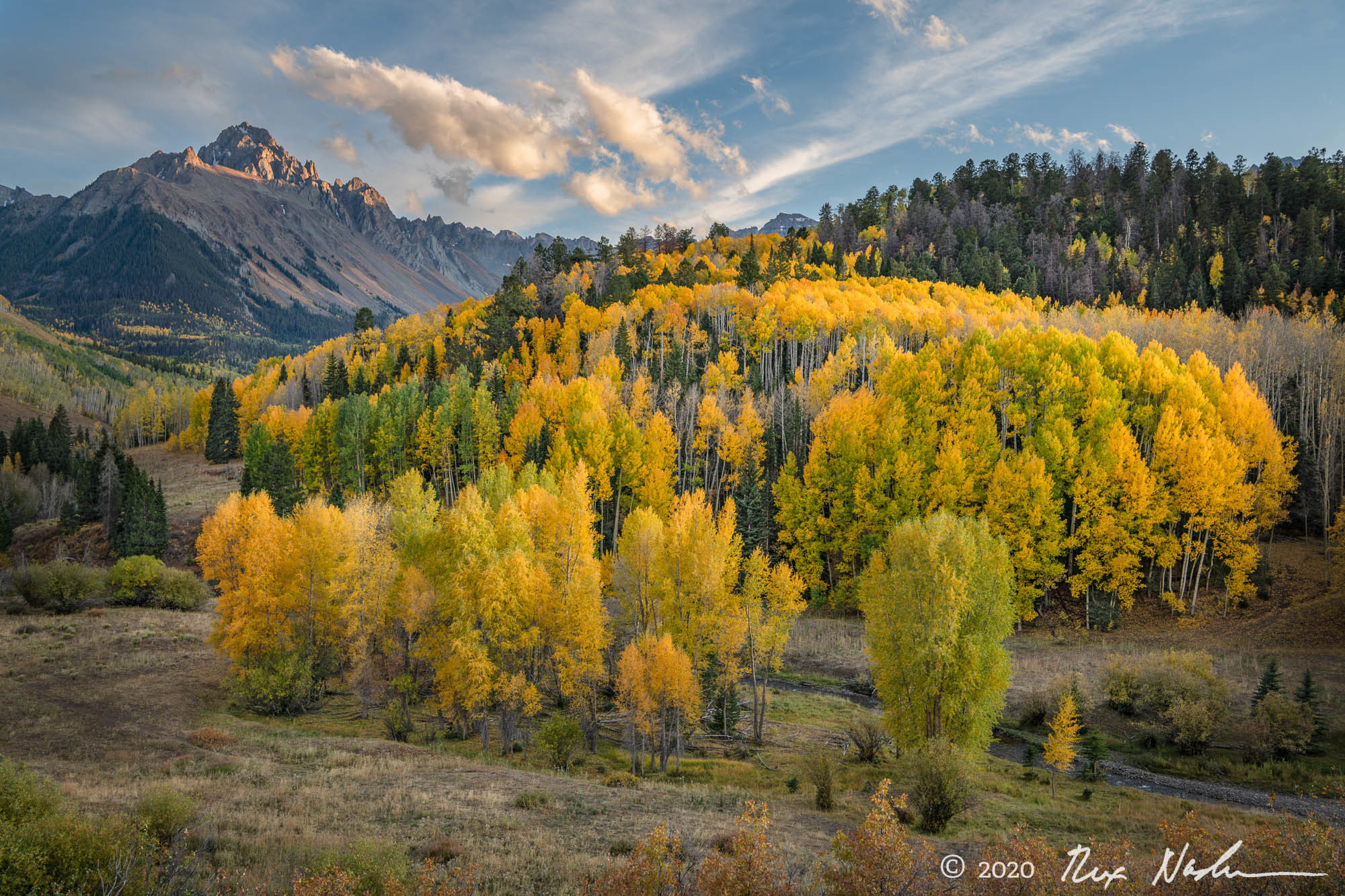 Ranch - San Juan Mountains, Colorado