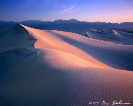 Sunrise, Dunes