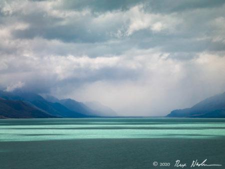 Storm, Lake Tekapo