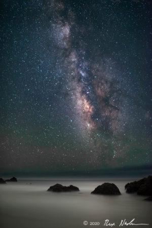 Cosmos with Ocean